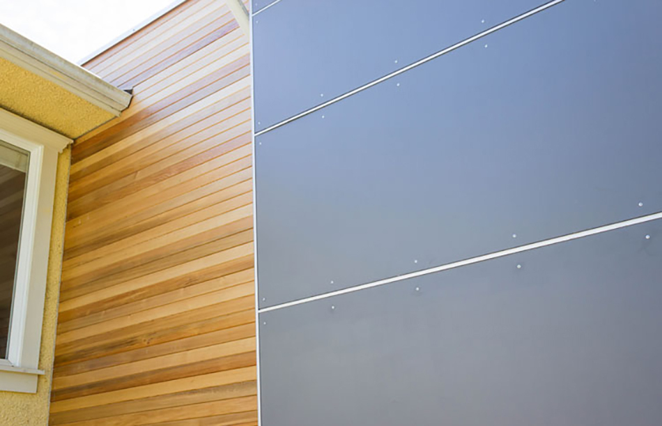 Fiber cement vs wood siding