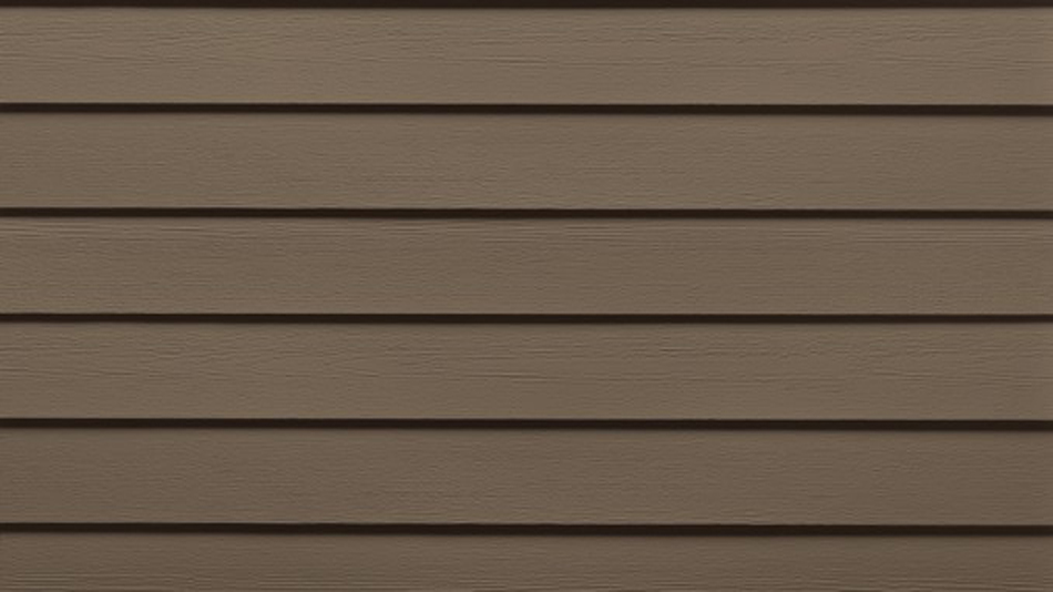 Sable Brown Siding Color Review Allura