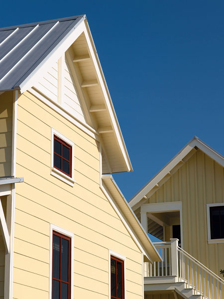 Faux Cedar Siding Design Options
