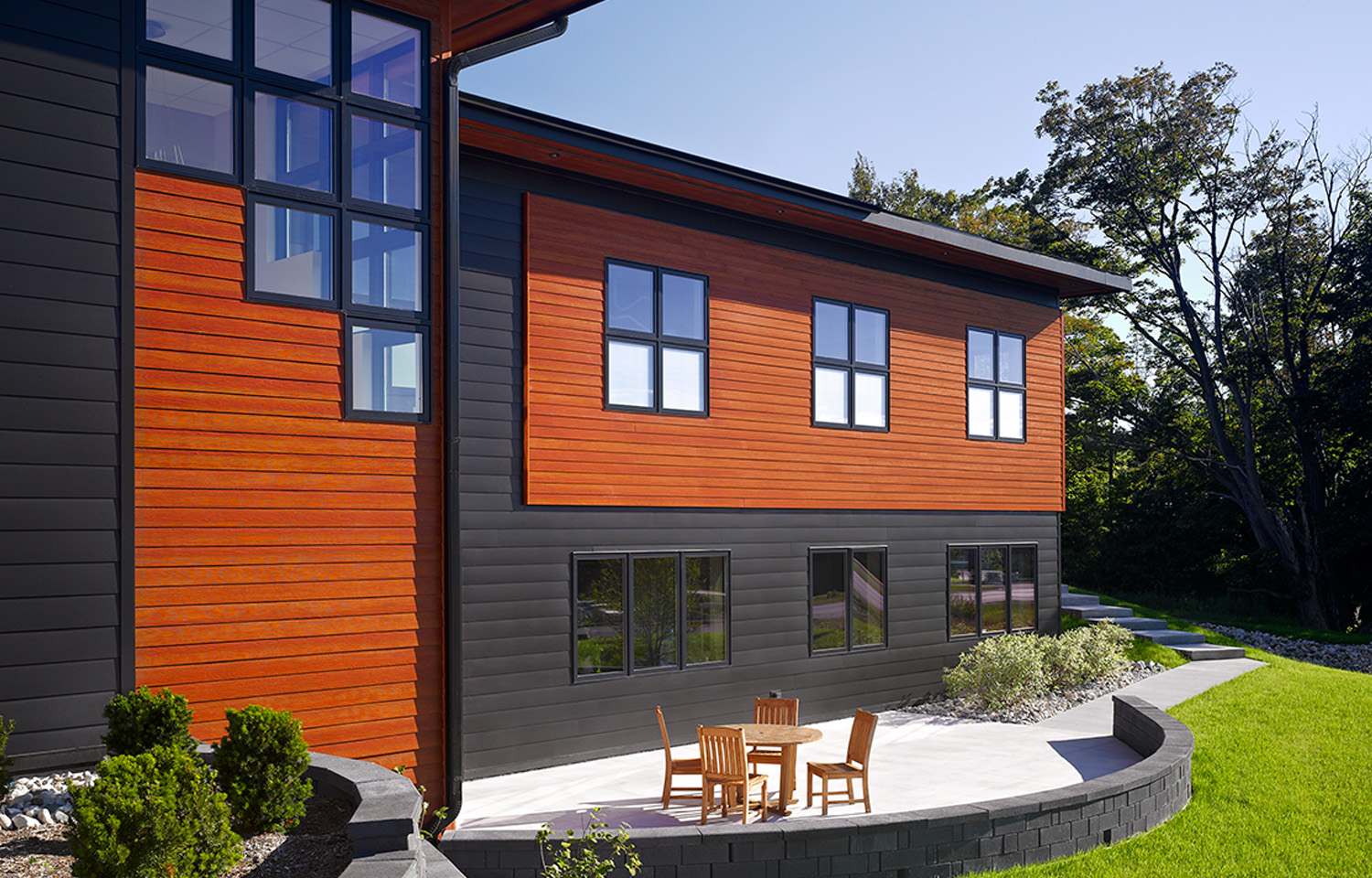 Faux Cedar Siding Design Options