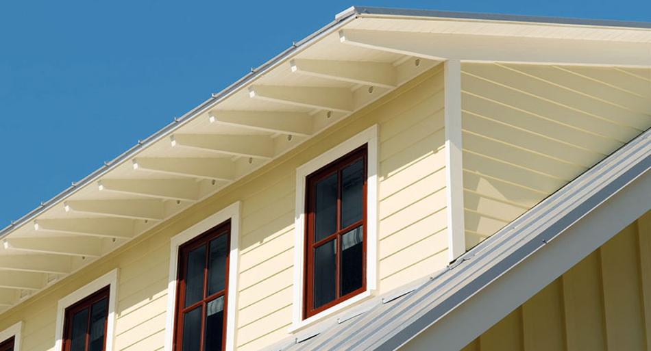 A Lot Of Homeowners Put A Great Deal Of Thought Into The Material They  Choose For Their Siding. Your Homeu0027s Exterior Plays A Big Part In Its  Protection From ...