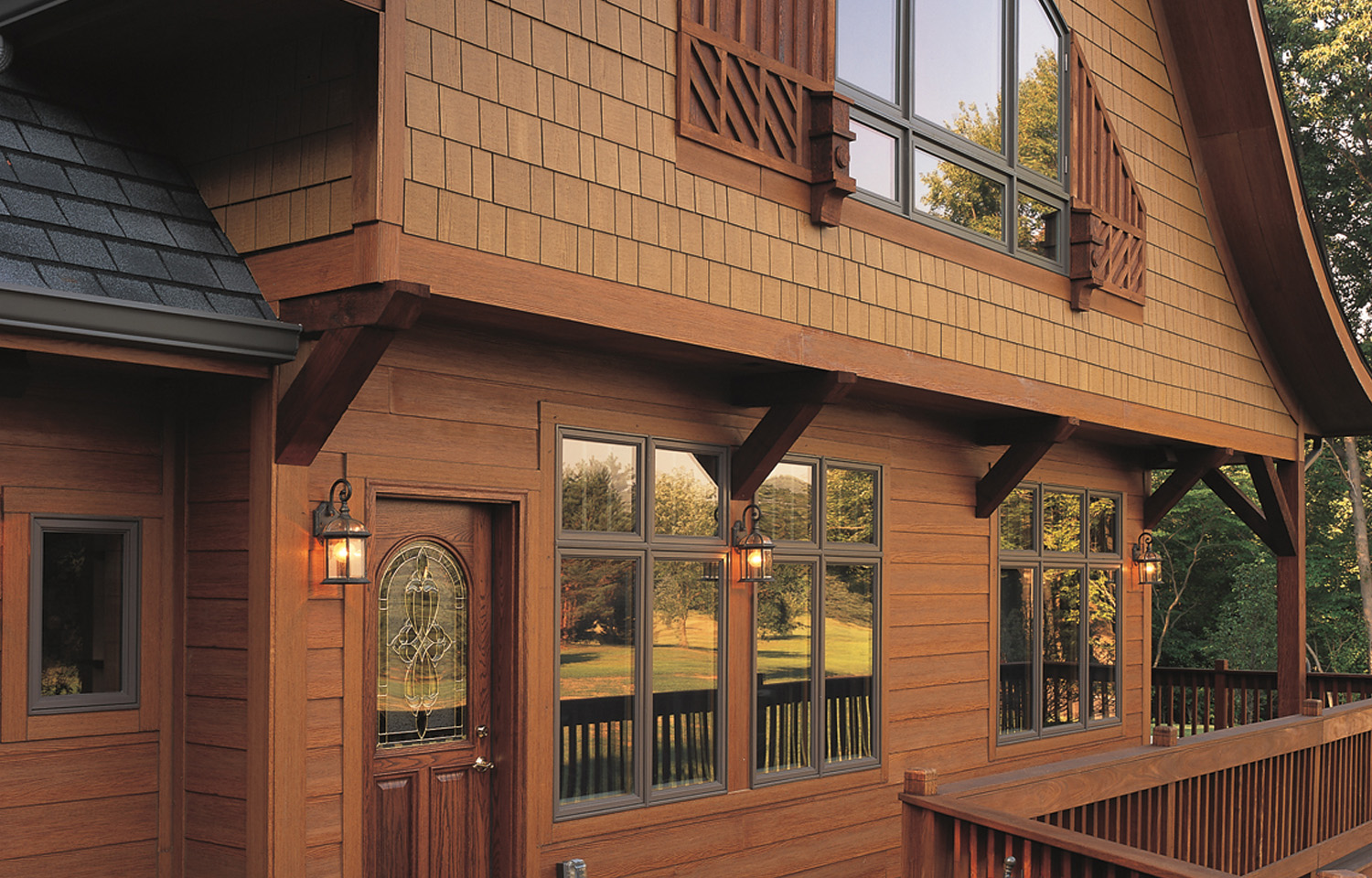 House Siding Materials Incredible Home Design