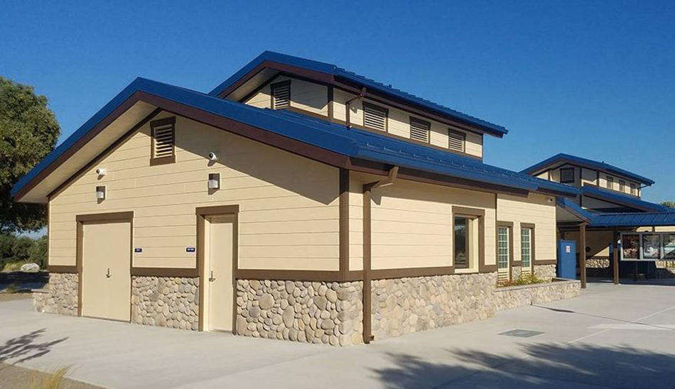 Project Spotlight Caltrans Renovated Rest Stops Made