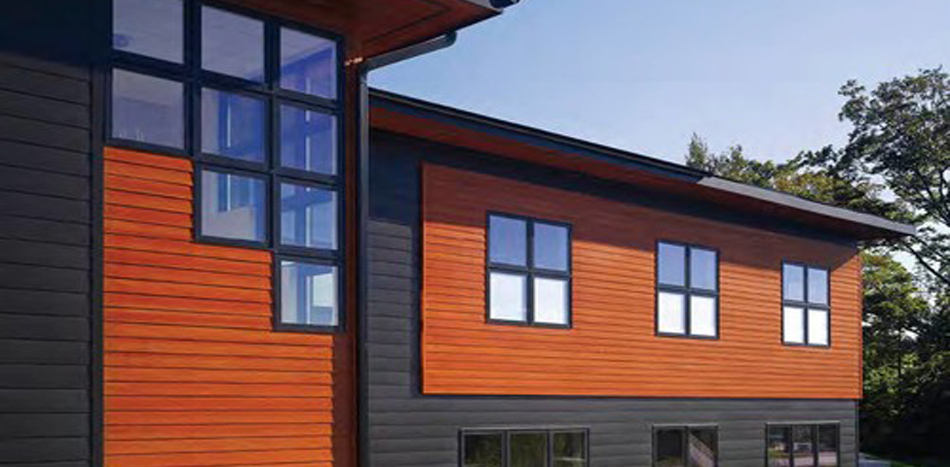Architectural Siding Products : Architectural panels amazing must see exterior designs