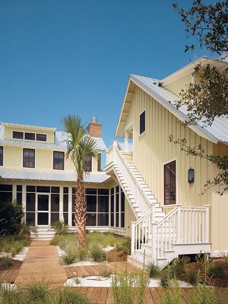 9 Vertical House Siding Design Ideas
