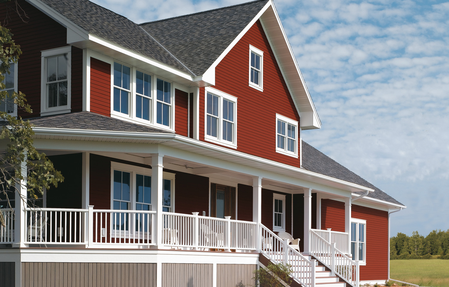 28 Of The Most Popular House Siding Colors Allura Usa