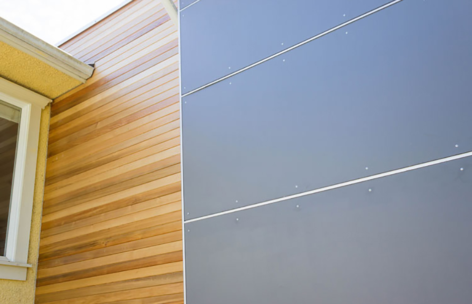 Fiber cement vs wood siding