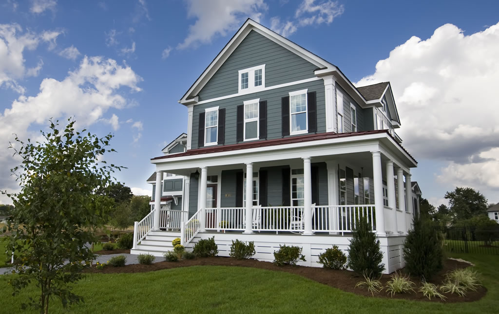 7 Stunning House And Shutter Color Combinations