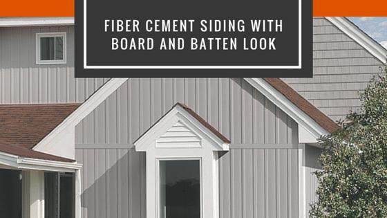Board and Batten Fiber Cement Siding - Allura CMS