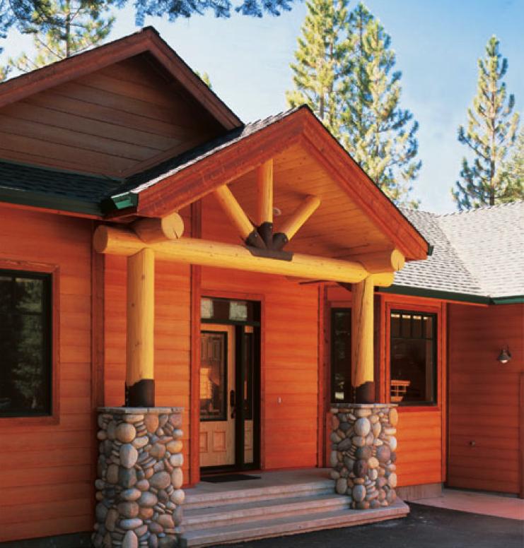 Modern Exterior Wood Siding: Fiber Cement Siding That Looks Like Wood