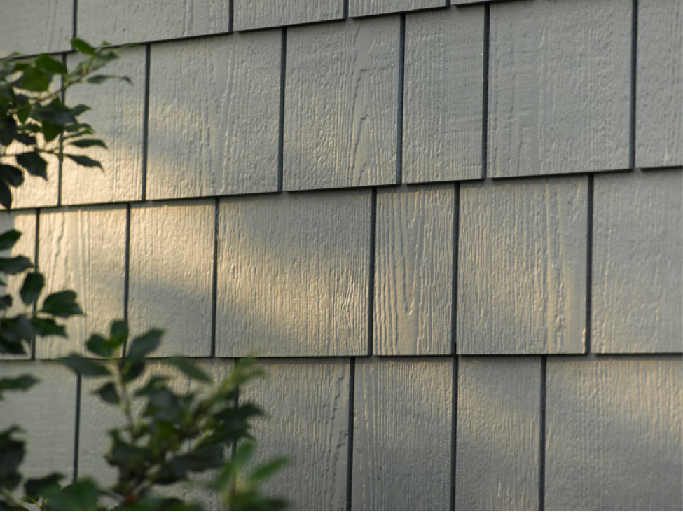 Fiber cement siding that looks like wood for Exterior siding that looks like wood