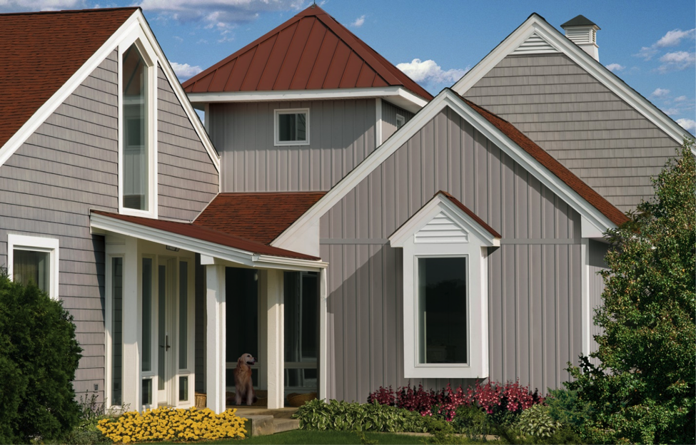 7 Popular Siding Materials To Consider: Fiber Cement Siding That Looks Like Wood