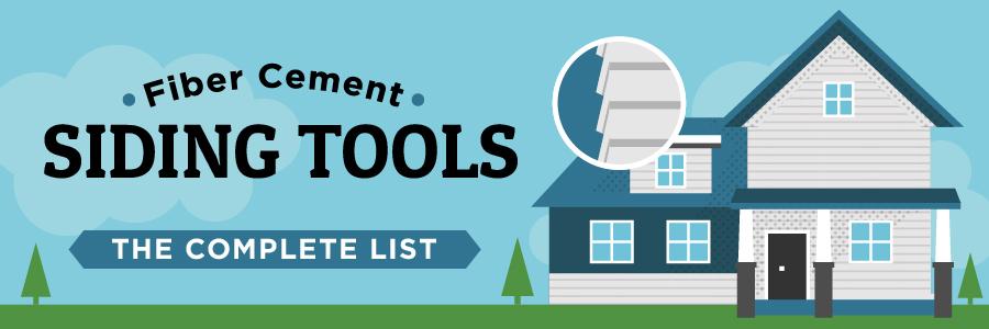 Fiber Cement Siding Tools The Complete List Allura Usa