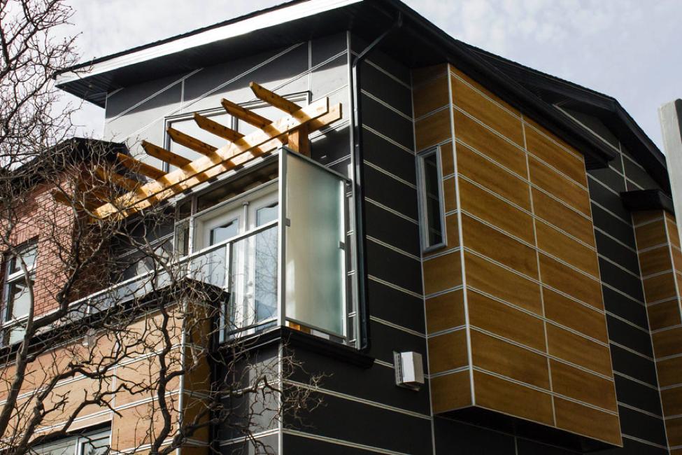 12 Ways to Use Fiber Cement Siding Panels | Allura USA