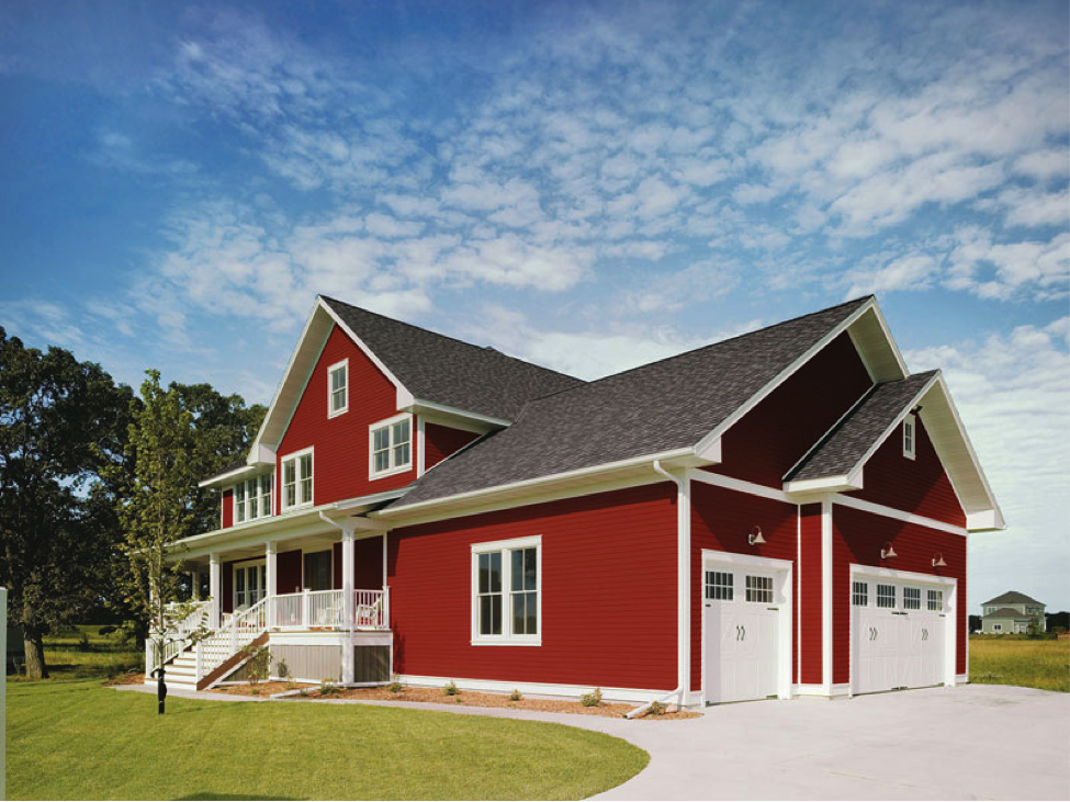 Red Vinyl Siding For Barns Tcworks Org