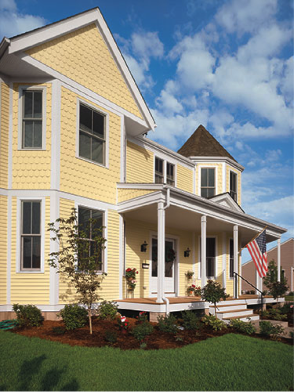 17 Fiber Cement Siding Color Ideas