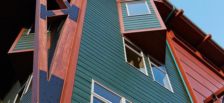 5 Wood Siding Alternatives