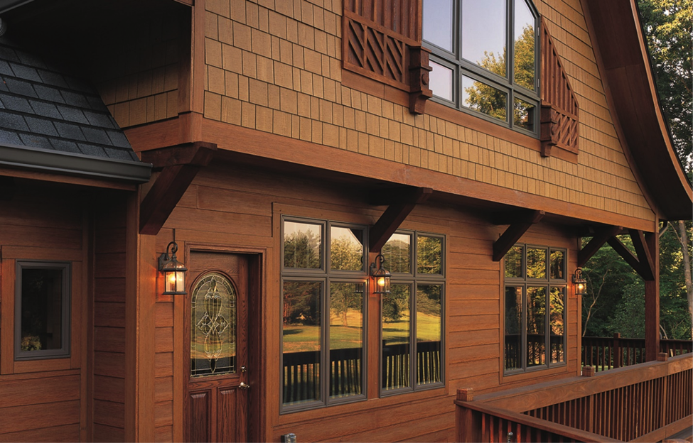 Creating A Rustic Look With Fiber Cement Allura Cms