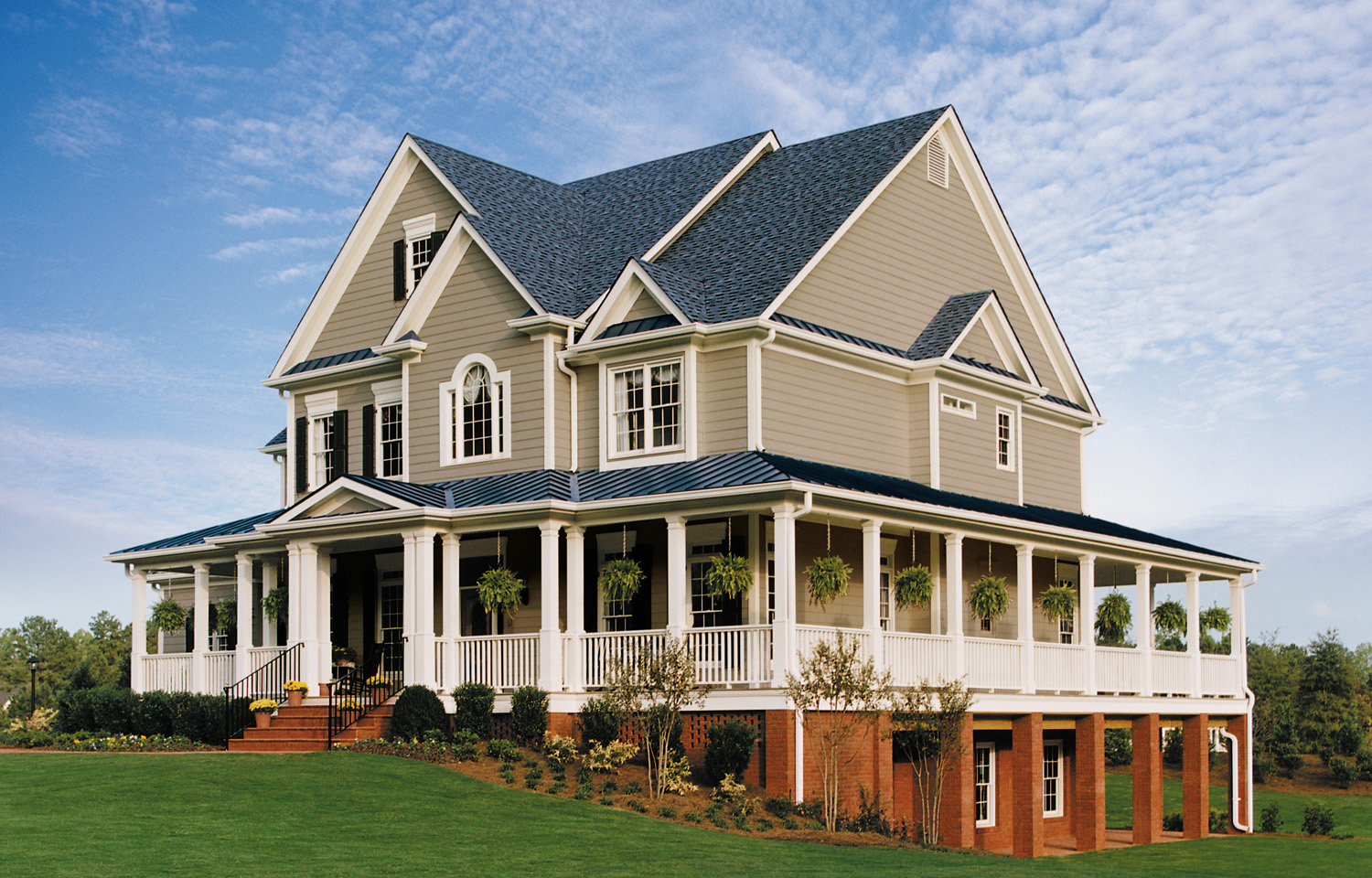 Maintaining A Victorian Style Look With Fiber Cement Siding