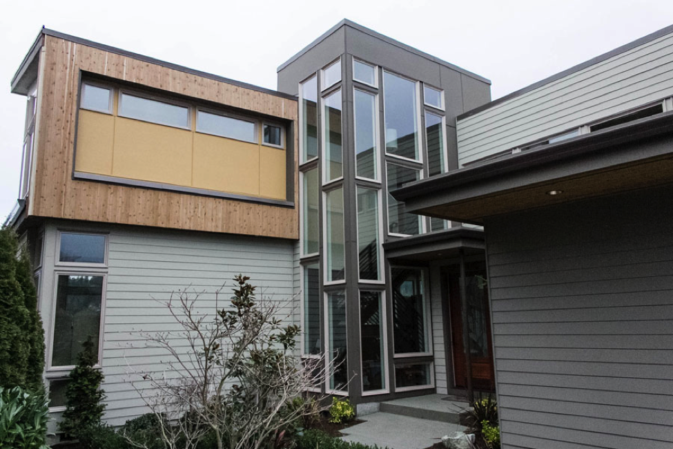 13 Modern Siding Ideas