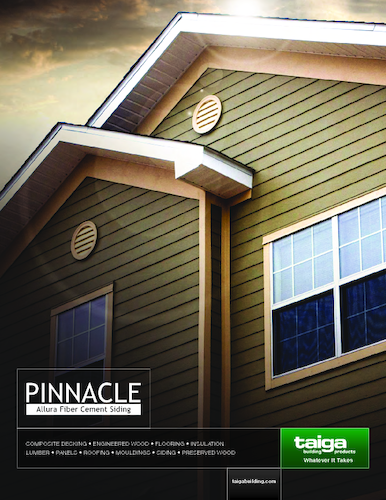Normal taiga pinnacle west siding brochure 2018
